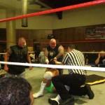 MPW-DCW Collision Bo Cooper v Mario Banks