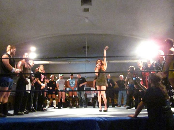 Race For The Ring Wrestling Tournament
