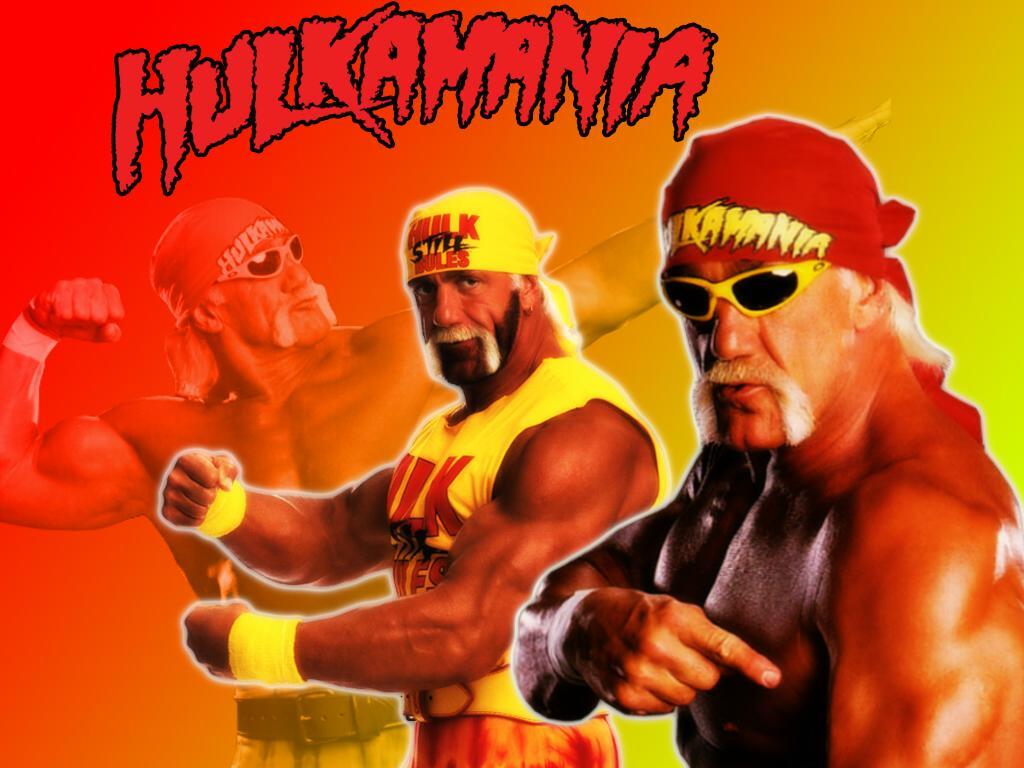 Meet Wwe Hall Of Famers Quot The Immortal Quot Hulk Hogan Rowdy