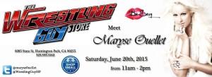Maryse June 2015 2