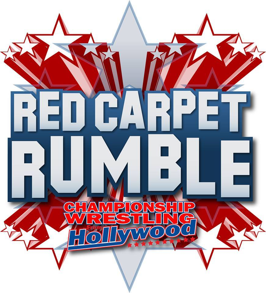 CWFH Red Carpet Rumble Logo