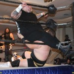 EWF - Bo Cooper squashes Baby Bull