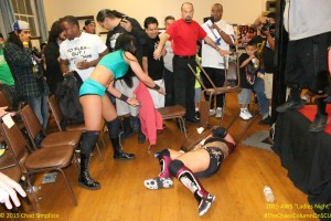 2015 Match of the Year: Melissa vs. Hudson Envy - 30 May - AWS