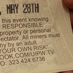 UIPW Ticket