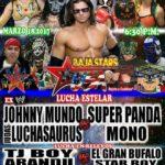 Baja Stars 3-18-17